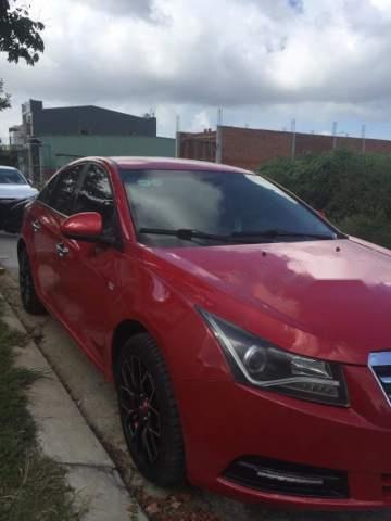 Bán Daewoo Lacetti sản xuất 2010, màu đỏ, nhập khẩu