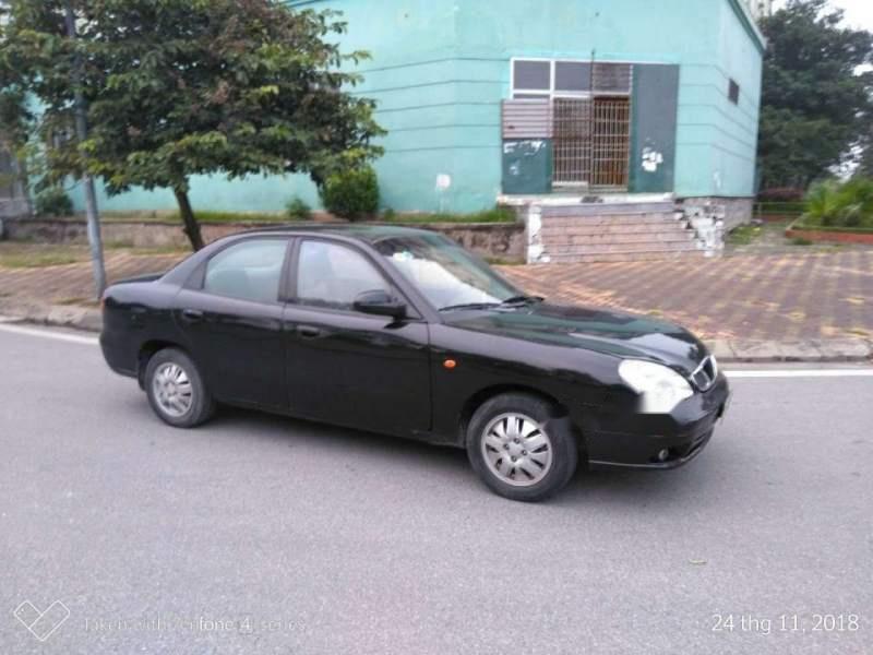 Cần bán xe Daewoo Nubira năm sản xuất 2004, màu đen, xe nhập giá cạnh tranh