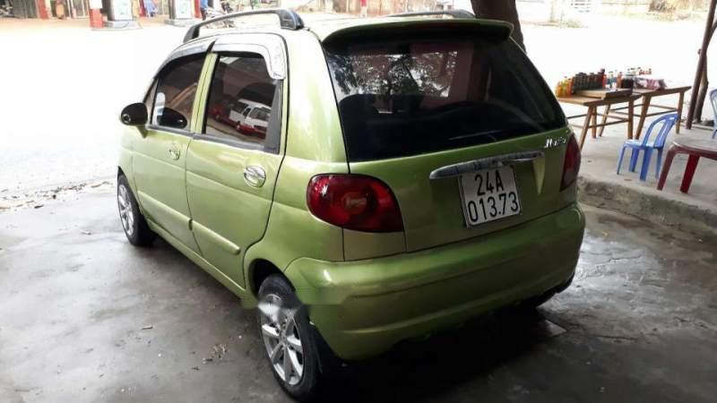 Cần bán lại xe Daewoo Matiz năm 2008, màu xanh lam, xe nhập