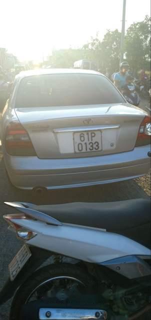 Bán xe cũ Daewoo Nubira sản xuất 2002, nhập khẩu nguyên chiếc