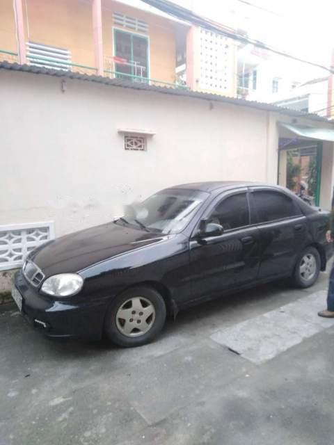 Bán Daewoo Lanos đời 2000, màu đen, nhập khẩu