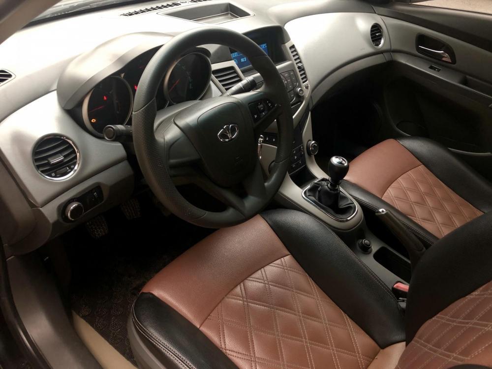 Cần bán xe Daewoo Lacetti SE 1.6 MT sản xuất năm 2010, màu đen, xe nhập, 290 triệu