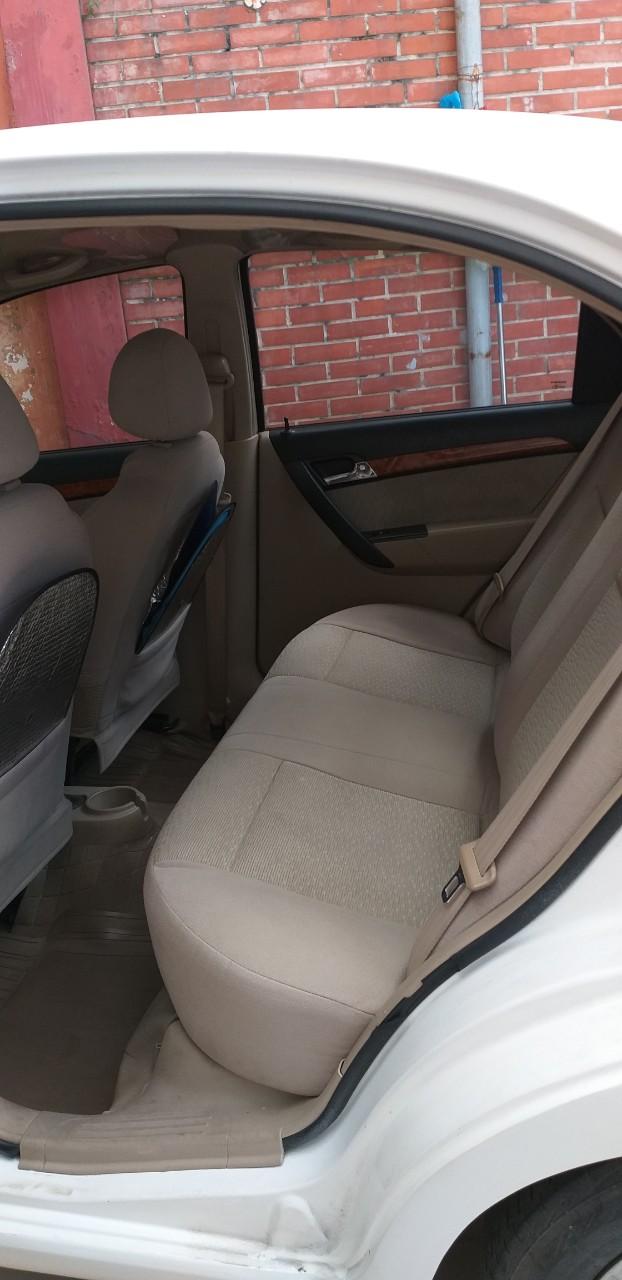Cần bán xe Daewoo Gentra 2008, màu trắng, 165triệu