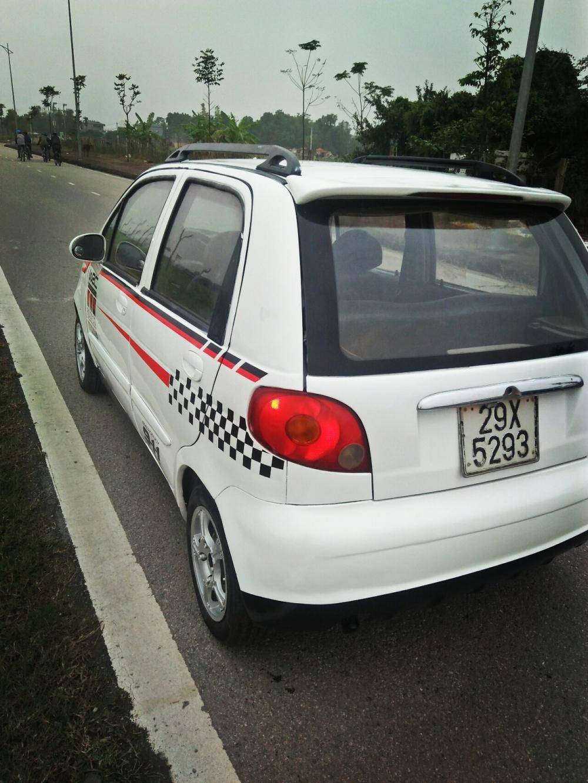 Bán xe Daewoo Matiz 2005, máy êm, thân vỏ đẹp