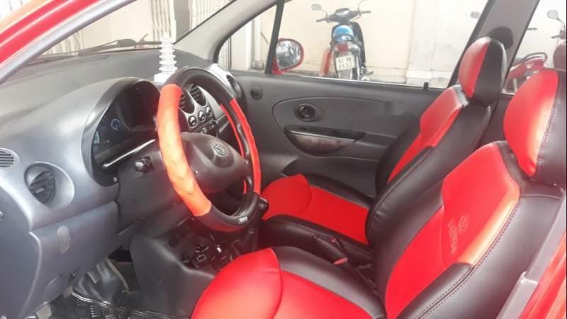 Cần bán lại xe Daewoo Matiz năm sản xuất 2005, màu đỏ, 128tr