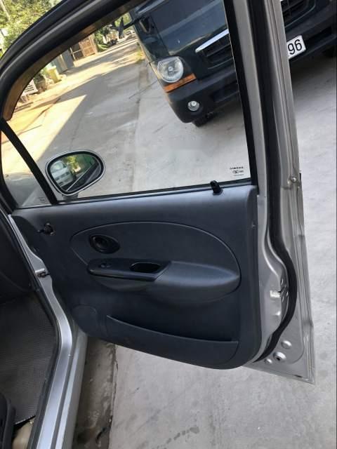 Cần bán Daewoo Matiz năm 2007, màu bạc, 120 triệu