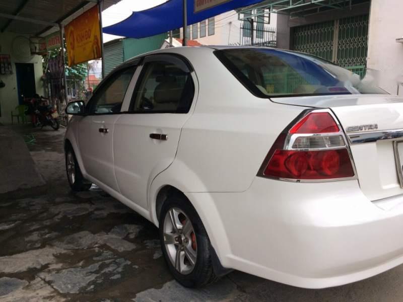Cần bán xe Daewoo Gentra sản xuất năm 2008, màu trắng, giá chỉ 185 triệu