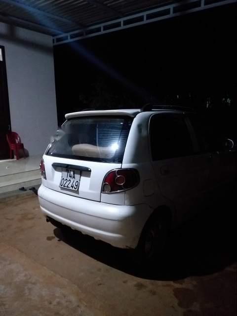 Bán Daewoo Matiz năm 2004, màu trắng, nhập khẩu nguyên chiếc, xe gia đình