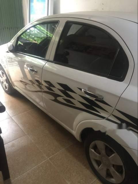 Bán xe Daewoo Gentra sản xuất năm 2008, màu trắng
