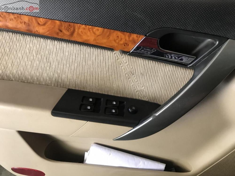 Cần bán gấp Daewoo Gentra Sx 2009, màu đen