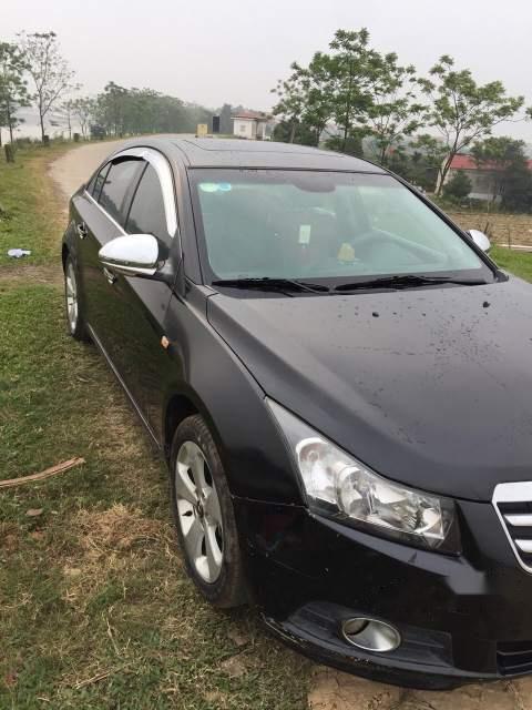 Cần bán Daewoo Lacetti 2009, màu đen, nhập khẩu