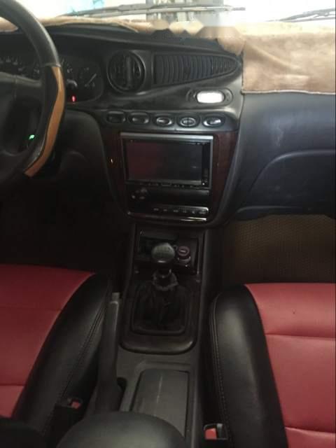 Bán xe Daewoo Leganza MT sản xuất 2001, màu đen, nhập khẩu nguyên chiếc như mới