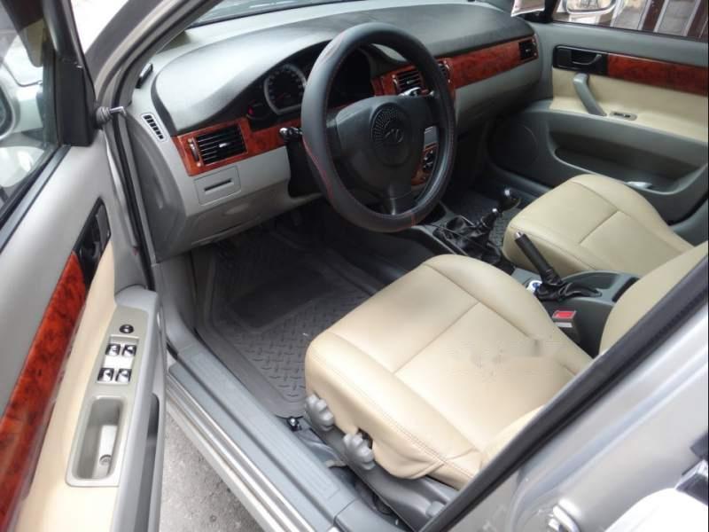 Bán ô tô Daewoo Lacetti đời 2010, màu bạc, giá cạnh tranh