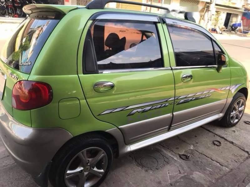 Cần bán gấp Daewoo Matiz năm sản xuất 2004, màu xanh