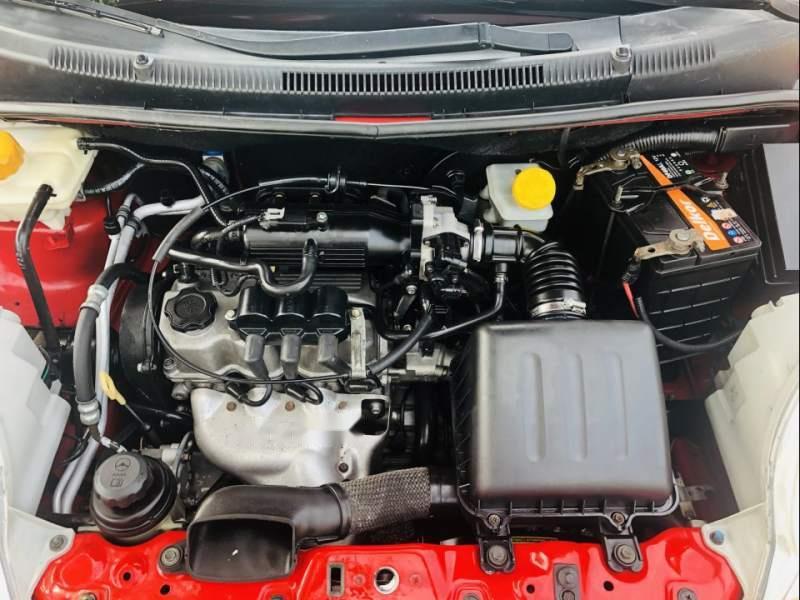 Bán Daewoo Matiz Super 0.8 2009, màu đỏ, nhập khẩu số tự động