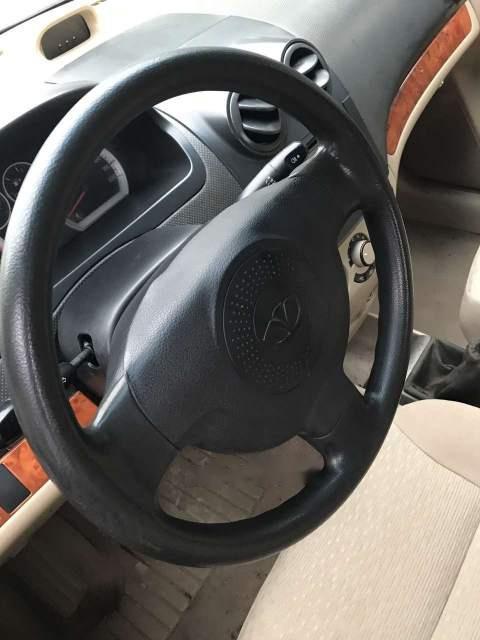 Cần bán Daewoo Gentra năm sản xuất 2008, màu đen