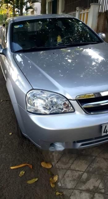 Bán Daewoo Lacetti đời 2011, màu bạc, giá 219tr