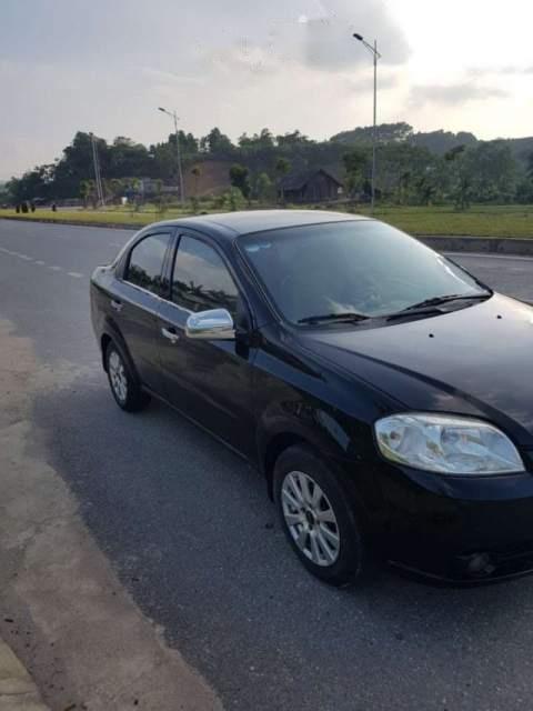 Bán Daewoo Gentra SX 1.5 2010, màu đen, xe gia đình
