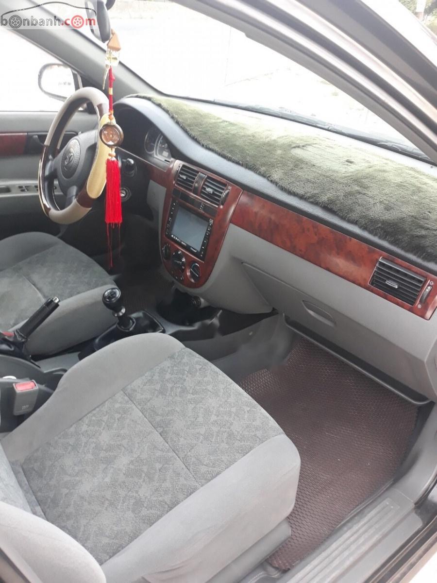 Bán Daewoo Lacetti đời 2010, màu đen, xe cũ đi giữ gìn