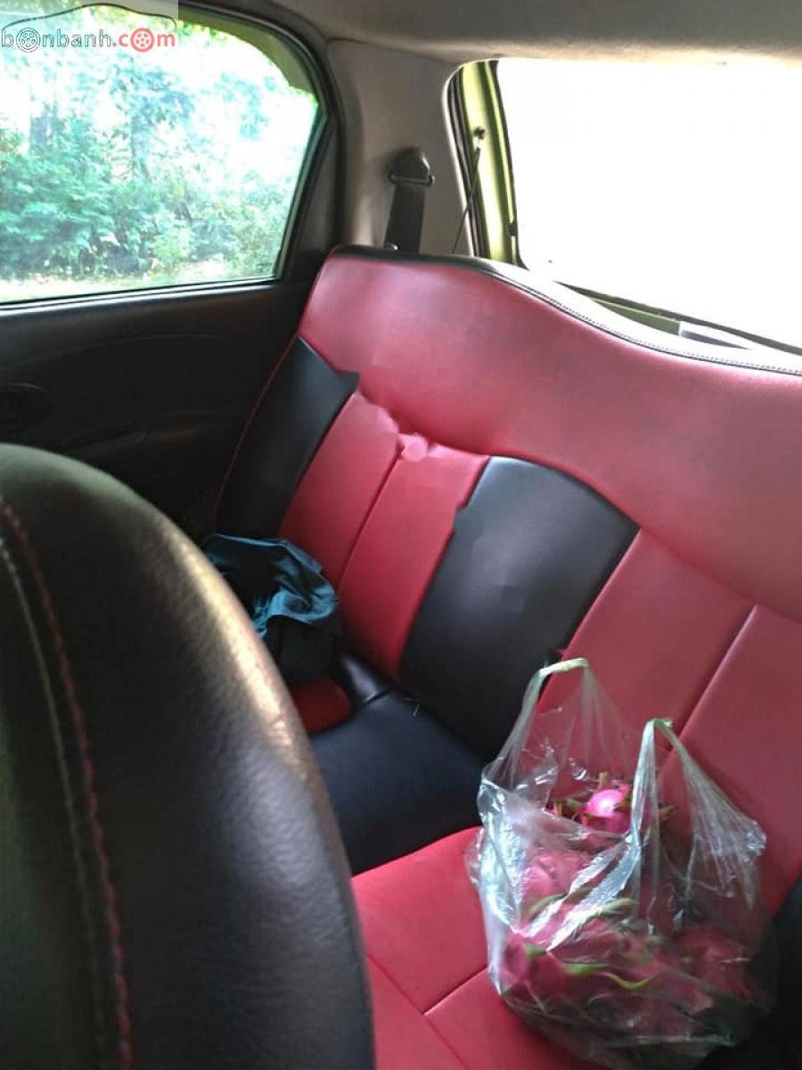 Cần bán Daewoo Matiz SE sản xuất năm 2008, màu xanh lam