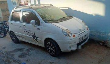 Cần bán lại xe Daewoo Matiz đời 2004, màu trắng chính chủ